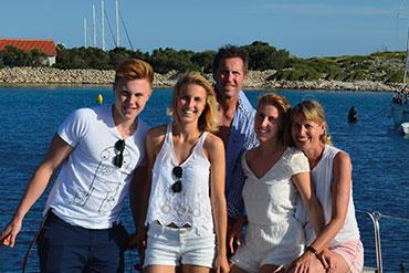 Familie OBERTHALER
