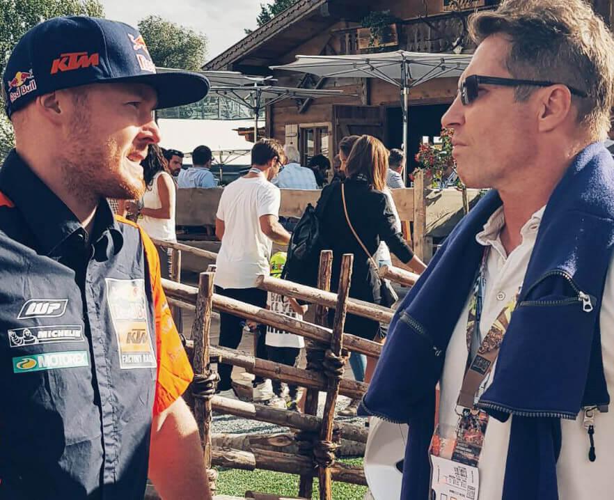 Bradley SMITH, KTM Moto GP Rider