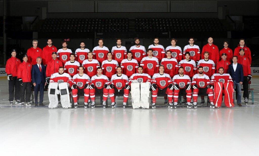 Teamarzt der österreichischenEishockeynationalmannschaft